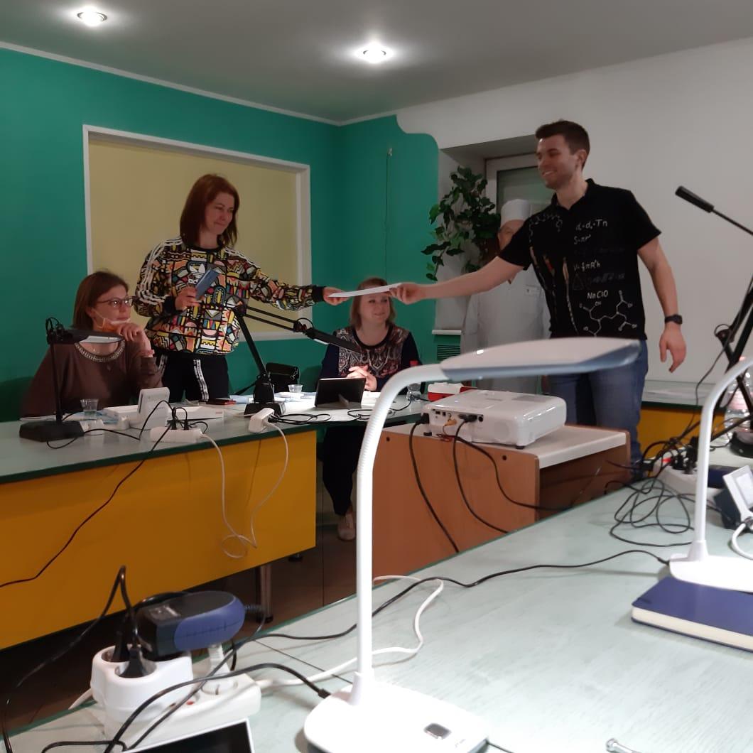 """Отчет о семинаре """"Инструментальная обработка корневых каналов"""" 20 апреля"""